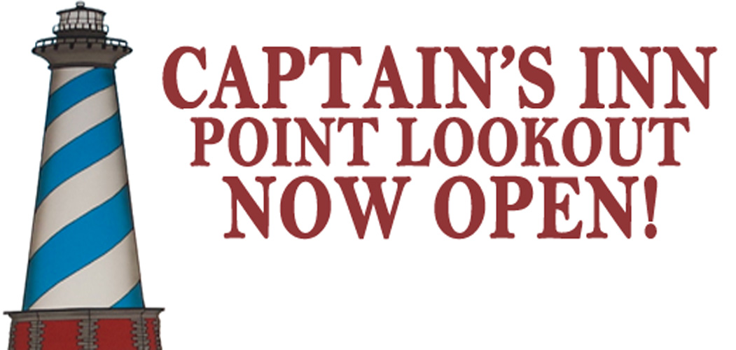 Welcome to Captain's Inn Point Lookout